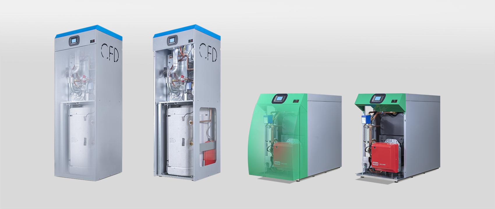 Rendering 3D - CFD Cooperativa Fonderia Dante | OIS
