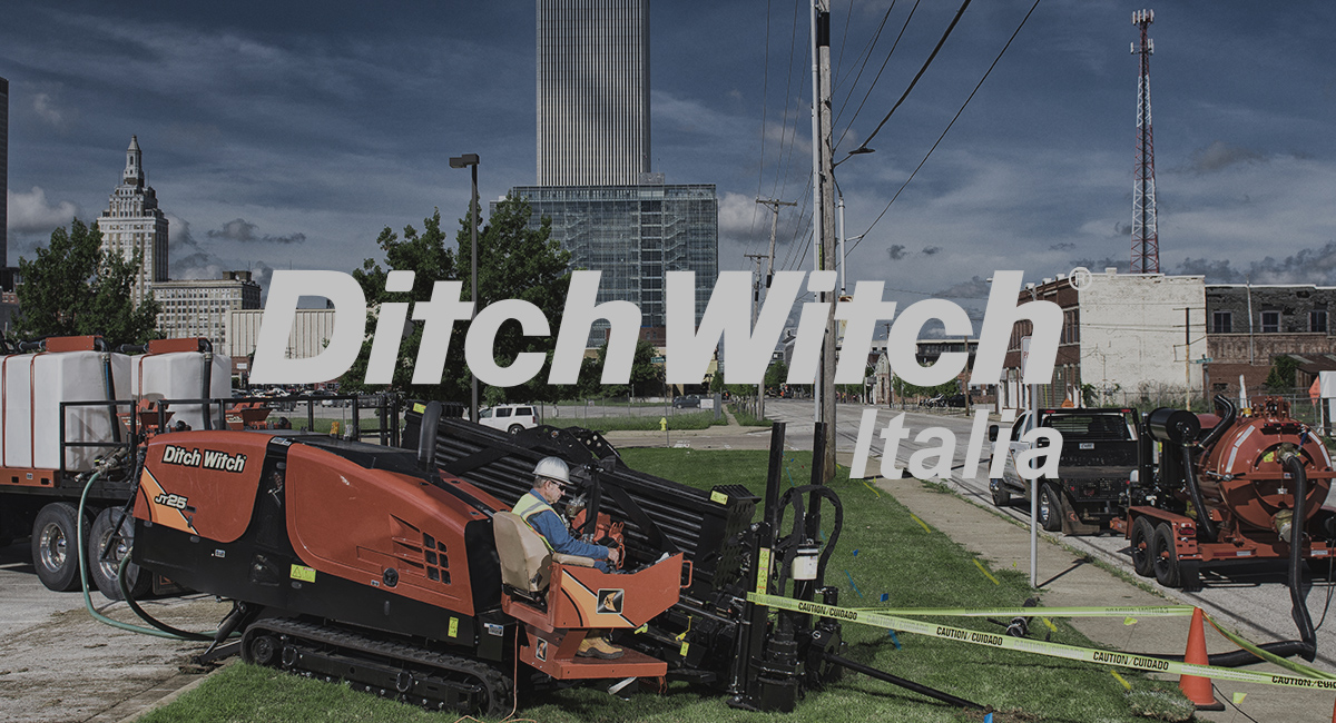 Ditch Witch Italia