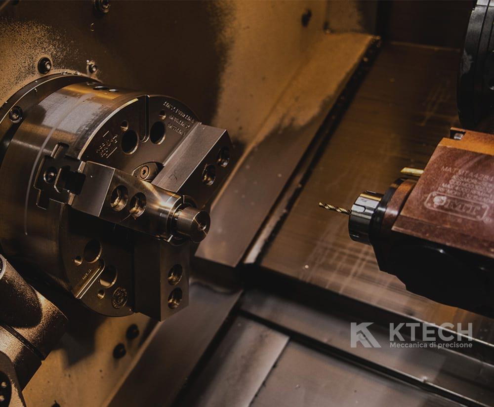 Case history Ktech | Meccanica di precisione