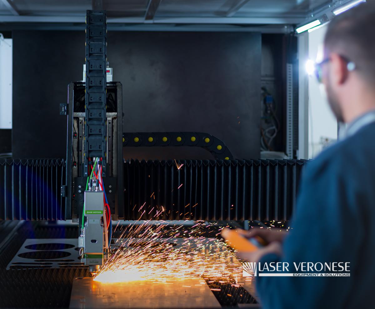 Laser Veronese
