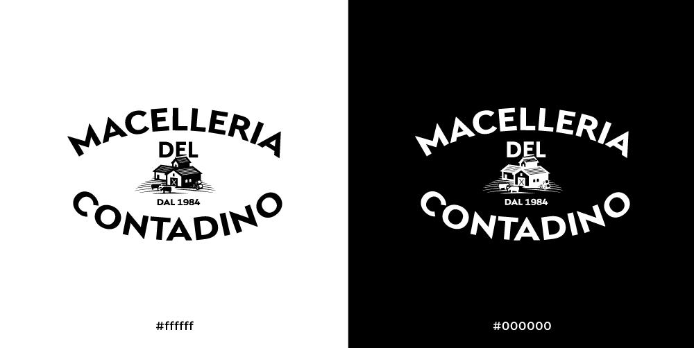 Siti web Verona - Restyling logo Macelleria del Contadino | OIS Studio grafico