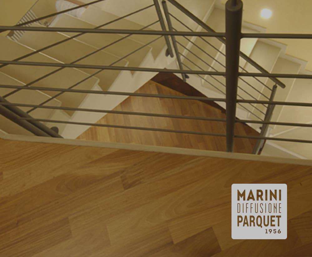 Web Agency - Case History Marini Diffusione Parquet S.r.l   OIS