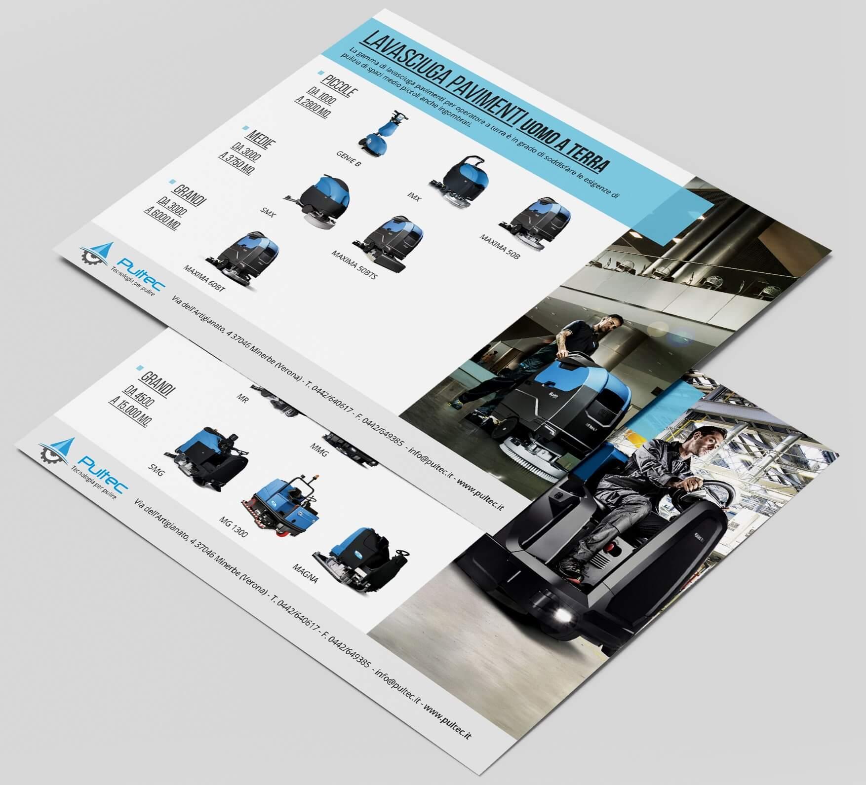 Documentazione tecnica - Pultec | OIS Web Agency Verona