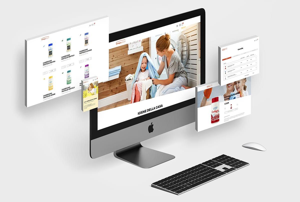 Ecommerce e siti web Verona - Smapu Group | OIS