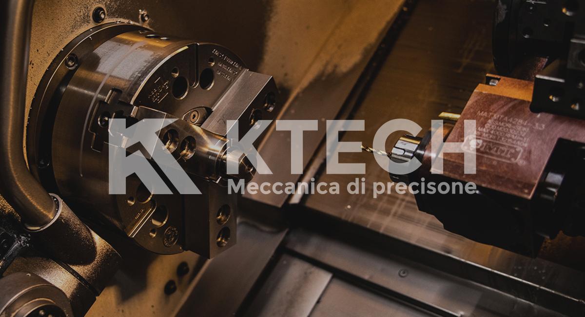 Case history Ktech   Meccanica di precisione