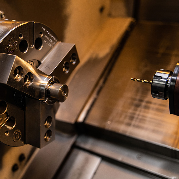 KTECH - Meccanica di precisione