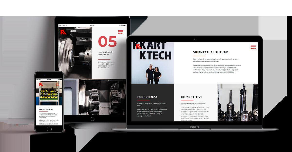Siti web a Verona - Web Design, Web Development -  Ktech srl | OIS