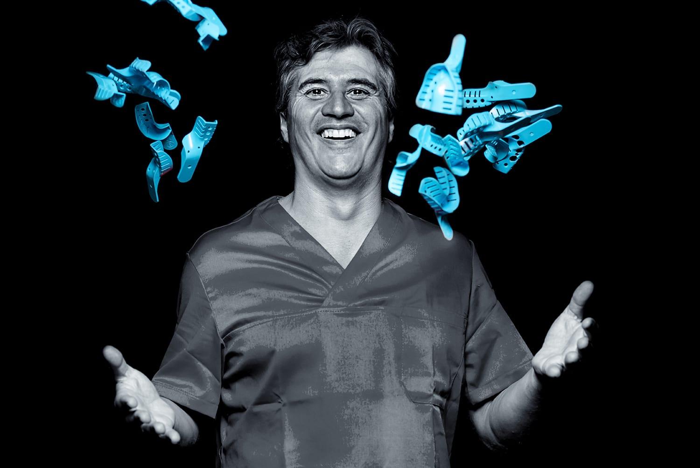 Photoshooting - Servizio fotografico corporate - Studio Dentistico Camusso | OIS