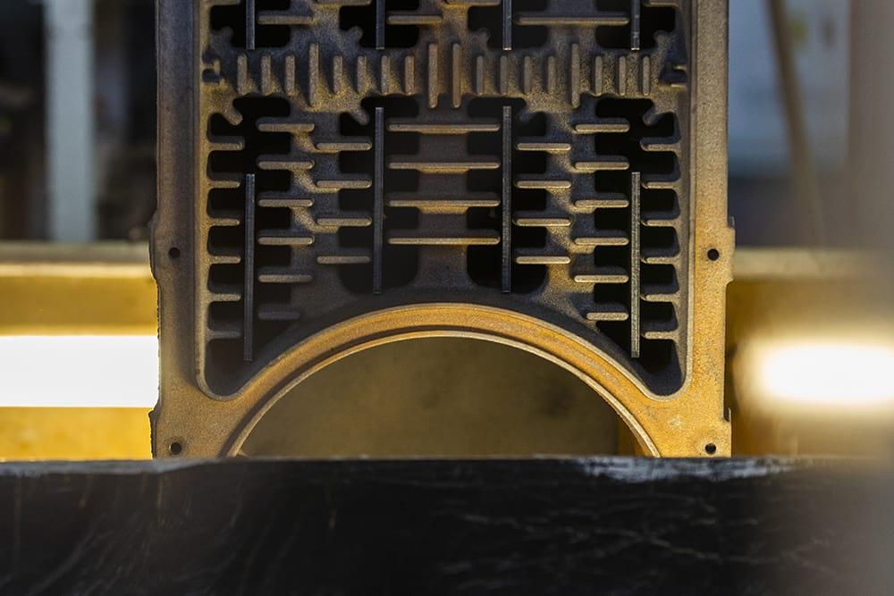 Photoshooting - Servizio fotografico corporate produzione - CFD Cooperativa Fonderia Dante | OIS
