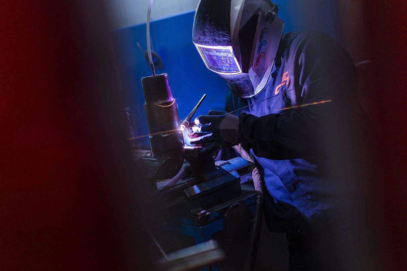 Photoshooting - Servizio fotografico corporate produzione - CFI Refrigerazione | OIS