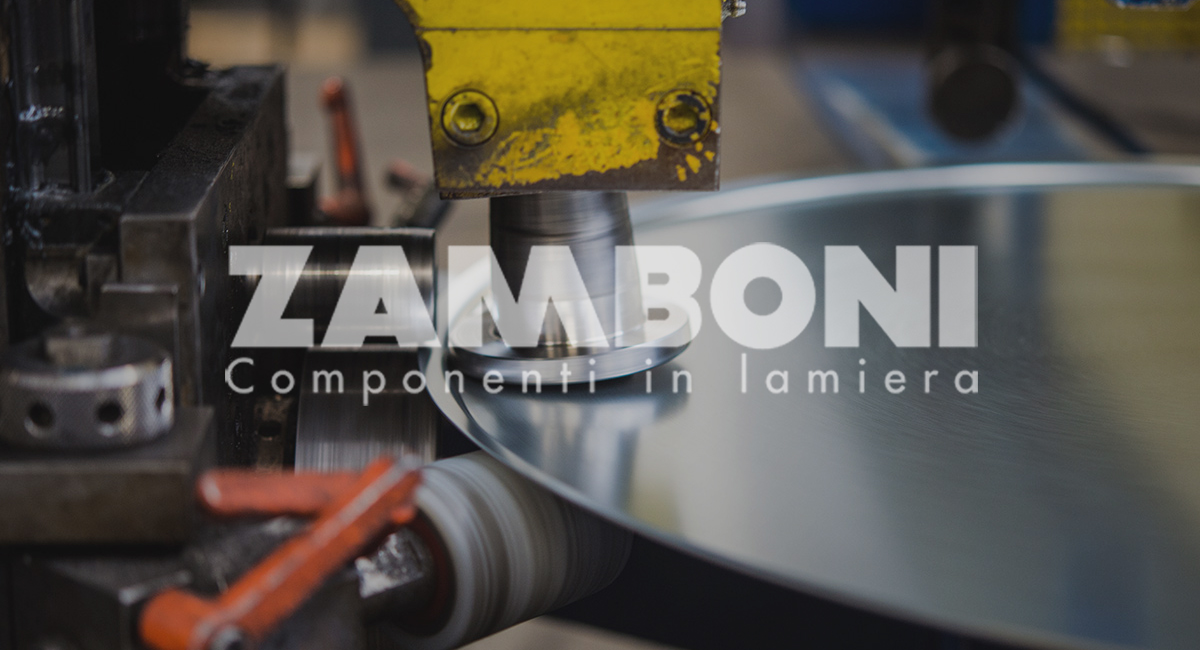 Case history Zamboni Componenti in lamiera